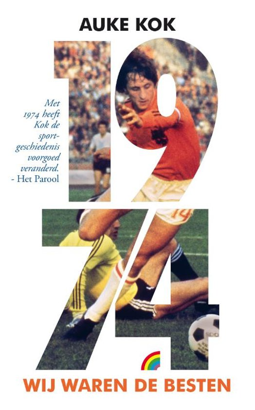 Boek cover 1974 van Auke Kok (Paperback)