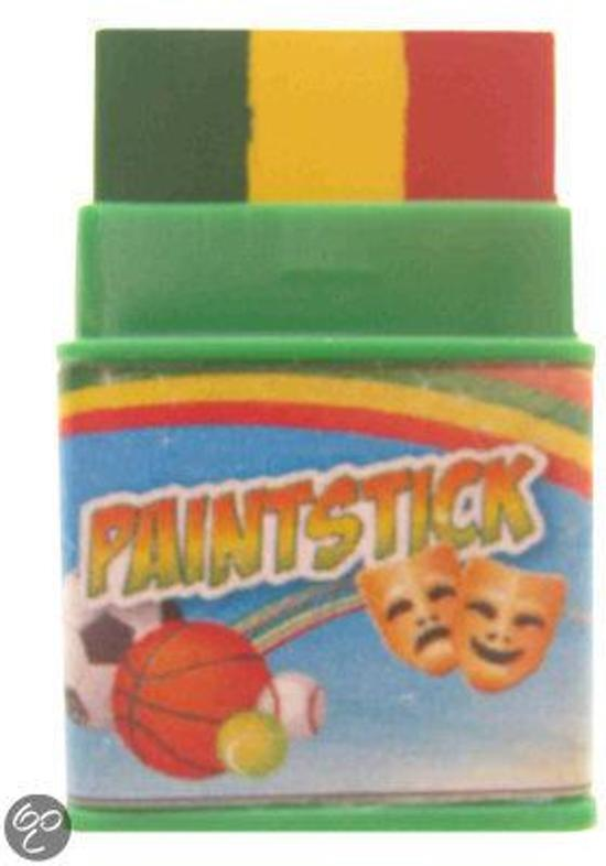 Push-up paint stick mini rood | geel | groen