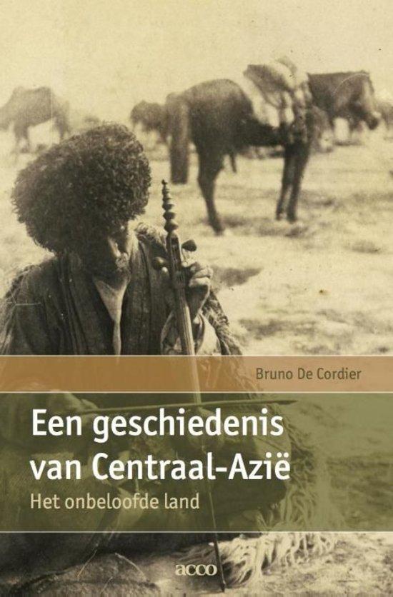 Een geschiedenis van Centraal-Azië