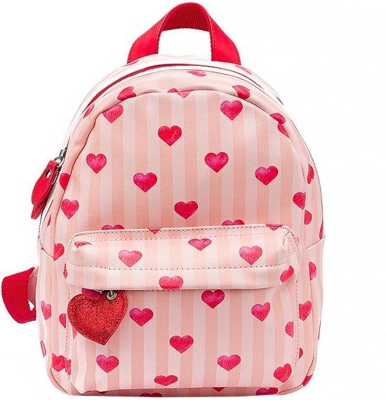 a889f3b639d bol.com   Zebra Trends Girls Rugzak S Stripes & Hearts