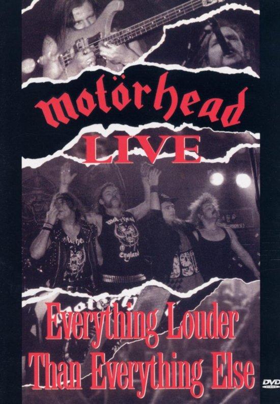 Motorhead - Everything Louder