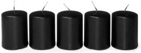 Moooi Kaarsen Big Bold - Zwart