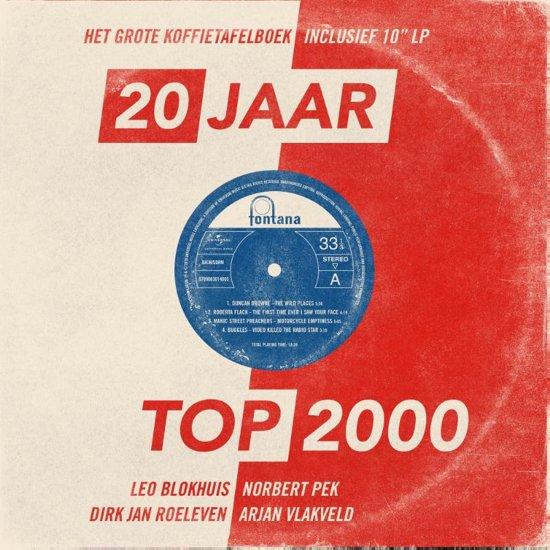Boek cover Het Grote Koffietafelboek - 20 Jaar Top 2000 van Leo Blokhuis (Hardcover)