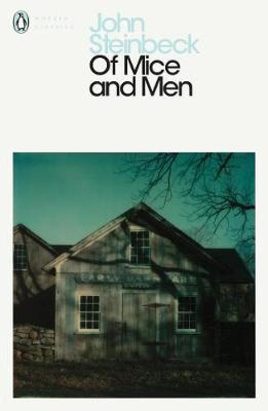 """why is john steinbecks of mice and men such an incredible story Prejudice, great depression, gender - discrimination in the book """"of mice and men"""" by john steinbeck."""