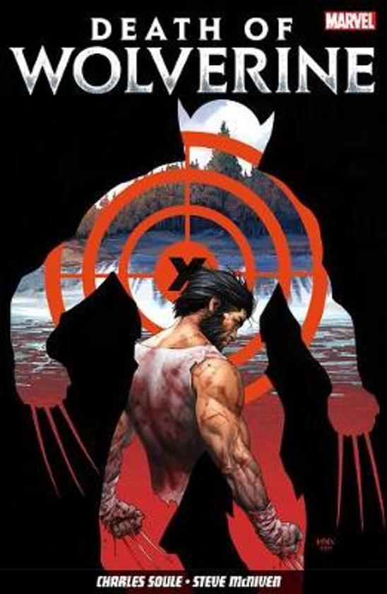 Boek cover Death Of Wolverine van Charles Soule (Paperback)