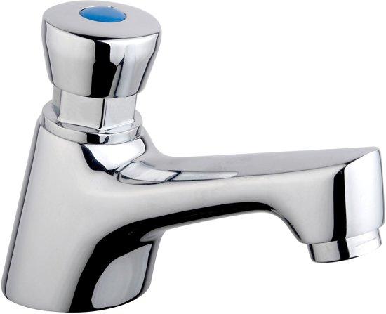 Plieger Drukknop Toilet : Bol.com plieger autostop fonteinkraan chroom