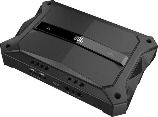 JBL GTR-601 - High Performance mono subwoofer versterker met 1500W piekvermogen - Zwart