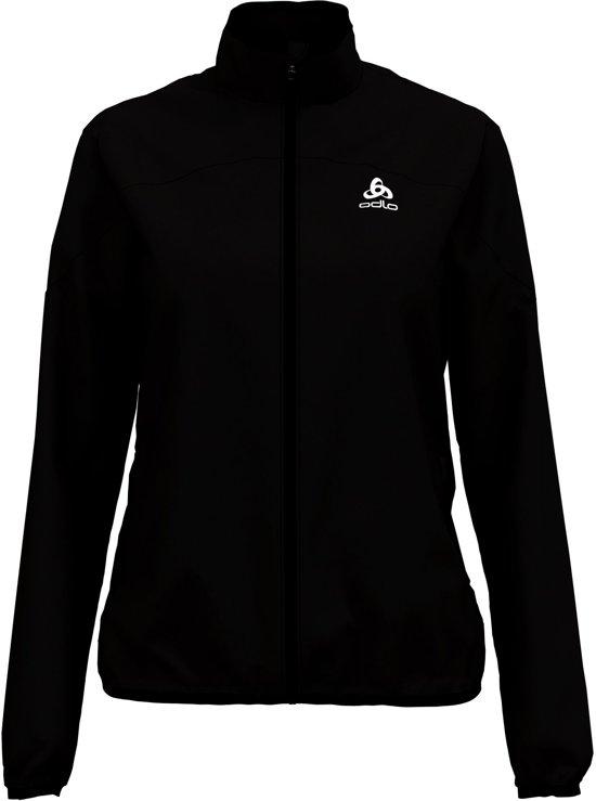 Odlo Jacket Element Light Hardloopjas Dames - Black
