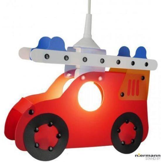 Niermann Hanglamp Hanglamp Brandweerauto