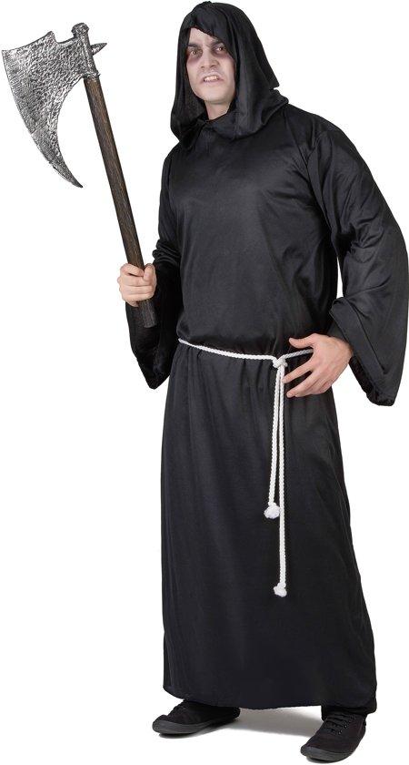 Halloween Kostuum Magere Hein.Luguber Magere Hein Halloweenkostuum Voor Mannen Verkleedkleding One Size
