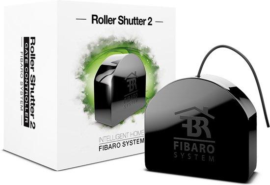 FIBARO Roller Shutter 2 - Rolluik- en jaloeziëschakelaar