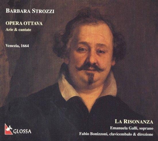 Bolcom Opera Ottava Arie Canta B Strozzi Cd Album Muziek