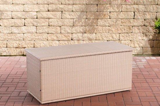 Kussenbox 150 Cm.Clp Comfy Kussenbox Zand 150