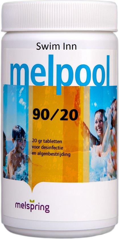 Melpool Chloortabletten 20 gram 90 /20 1kg