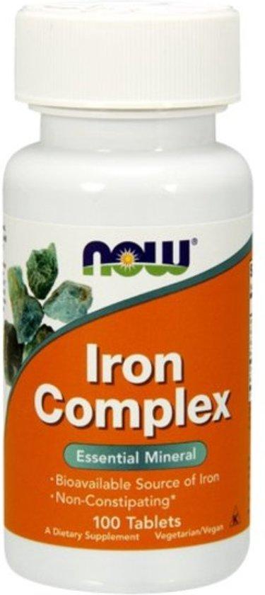 Iron Complex 100tabl