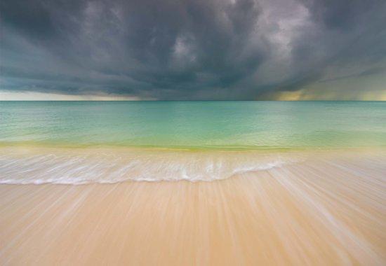 Fotobehang Sky And Sand|VEXXXXL - 416cm x 290cm|Premium Non-Woven Vlies 130gsm