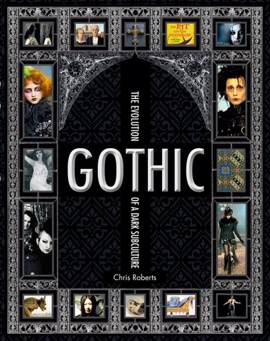 Boek cover Gothic van Chris Roberts (Onbekend)