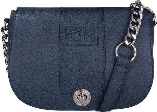 Chain CrossbodyBlauw Bags Bag Tampa Chabo Blue oeWQdCxrB