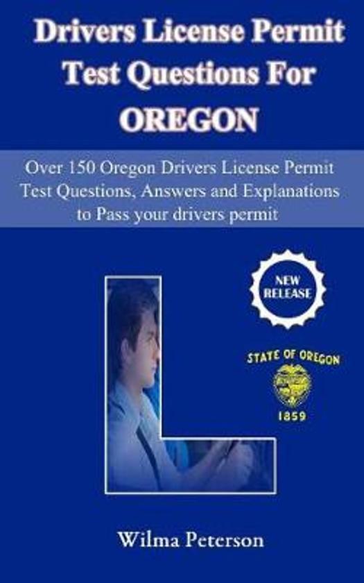 oregon drivers permit test answers