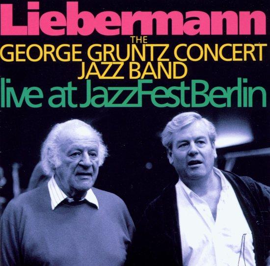 Liebermann-Live At Jazzfest Berlin