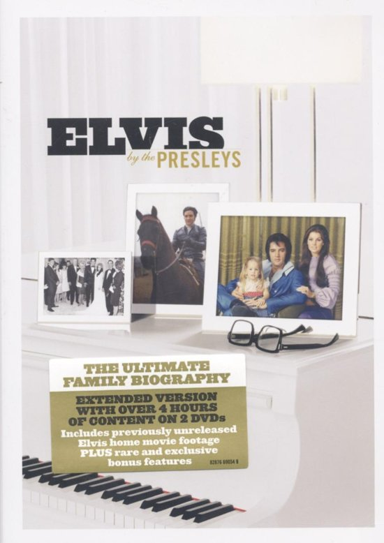 Elvis by the Presley's (2DVD)