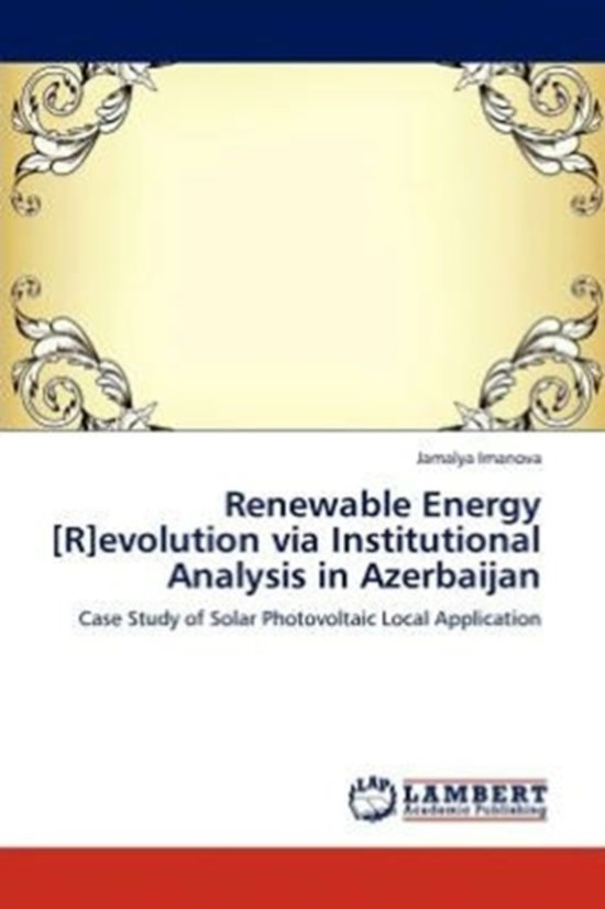 renewable energy policy framework barriers