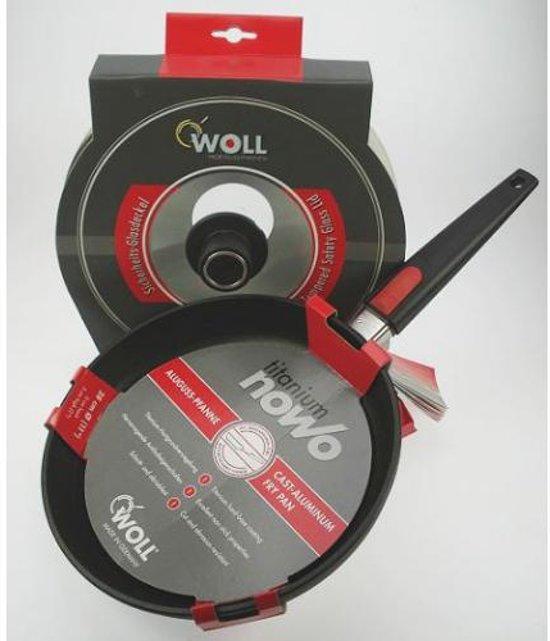 Woll Nowo Koekenpan à 24 cm
