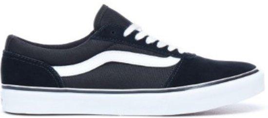 1678faf07db bol.com | Vans WM Maddie zwart sneakers dames