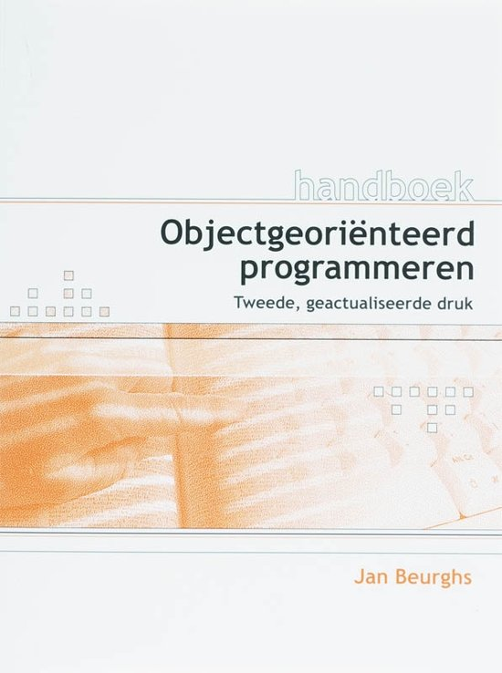 Handboek objectgeorienteerd programmeren