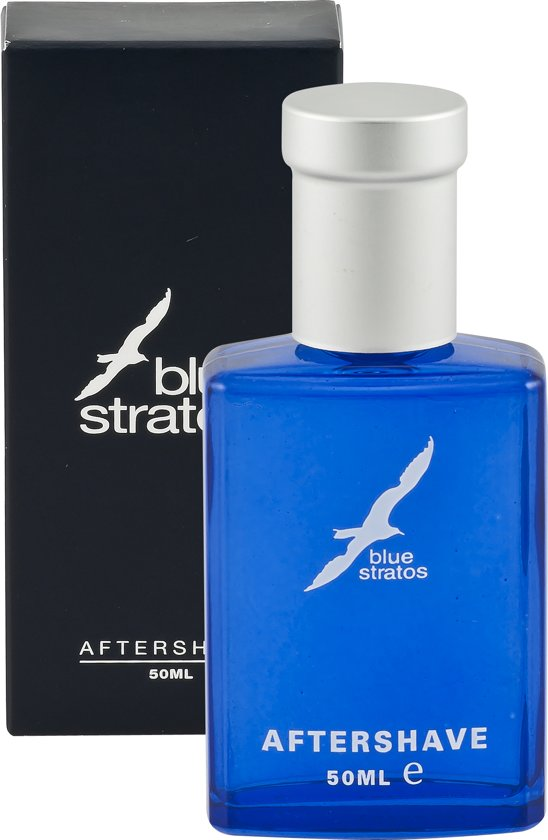 Blue Stratos for Men - 50 ml - Aftershave Lotion