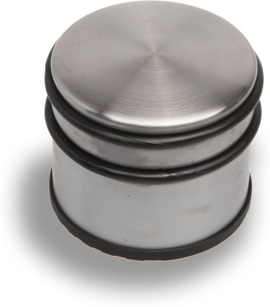 Genoeg bol.com | E&D Deurstopper - 8x10 Cm - Metaal, Rubber RC02