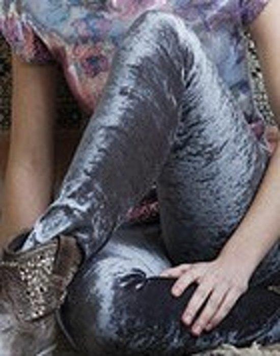 Bonnie Doon velvet slouch legging 128/134