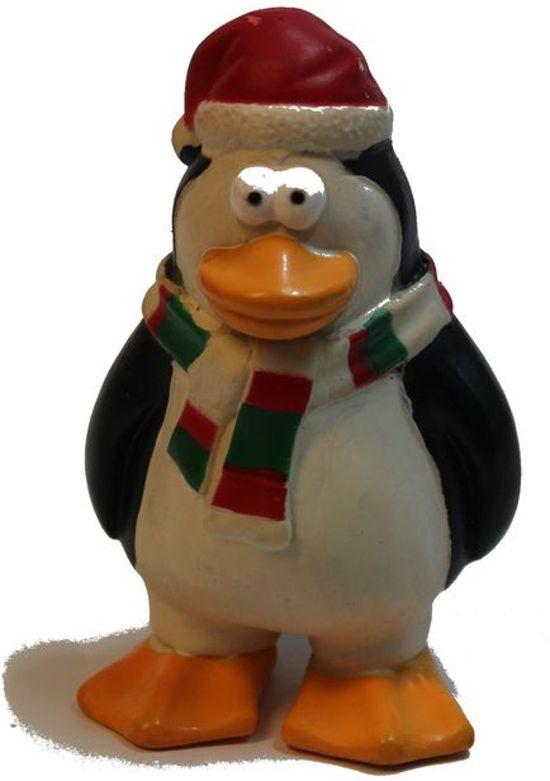 Latex Pinguïn hondenspeeltje