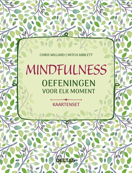 Mindfulness - Kaartenset Oefeningen voor elk moment
