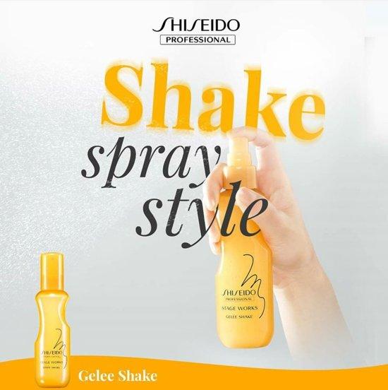 Shiseido Professional Gelée Shake