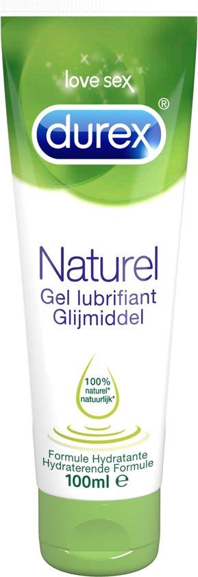 Durex Naturel Gel - Natuurlijk Glijmiddel - 100 ml