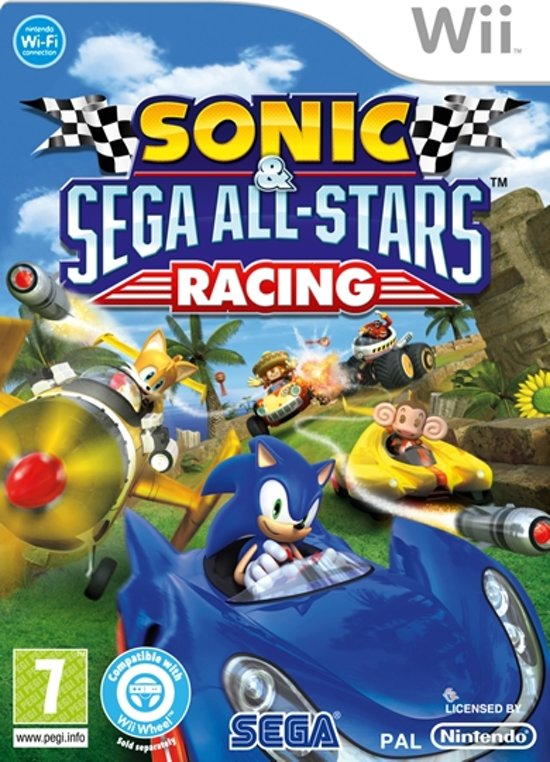 Sonic & SEGA All-Stars Racing kopen