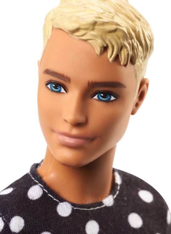 Barbie Ken Fashionistas In Black & White - Barbiepop