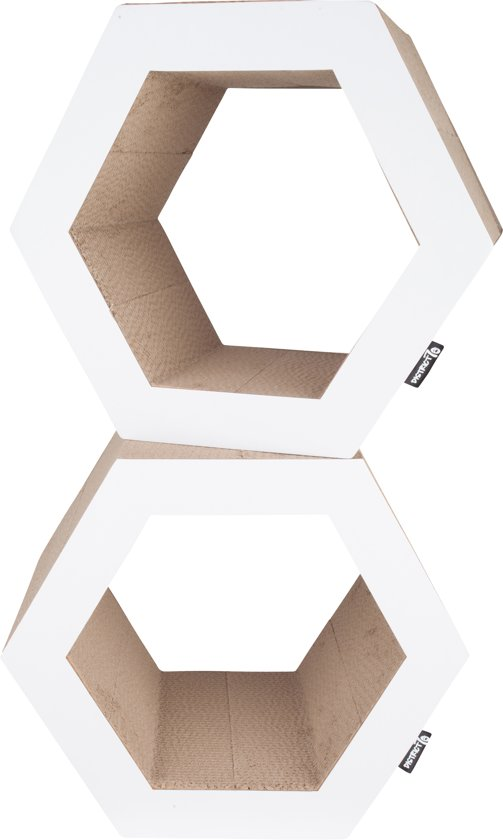 District 70 HEXA Krabpaal -Cardboard - S 50 x 28 x 26 cm