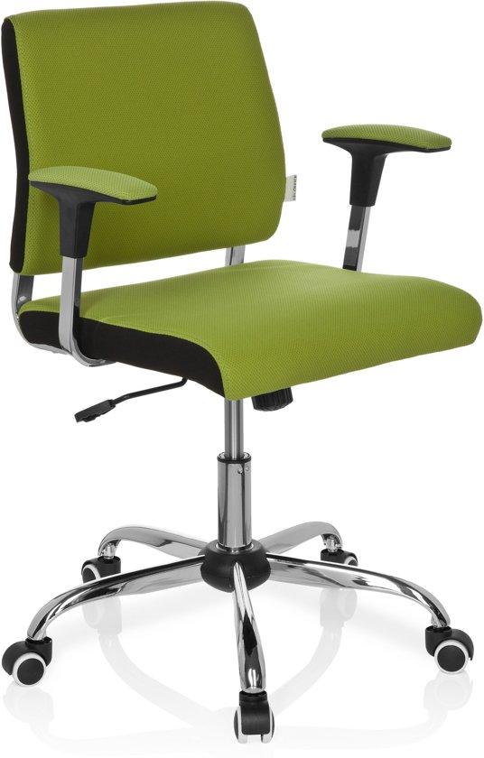 hjh office Avida - Bureaustoel - Groen