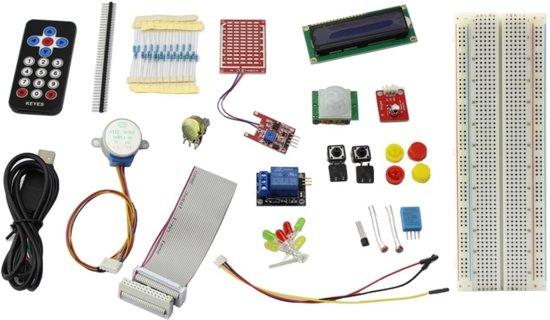 Basis starter kit voor Raspberry Pi