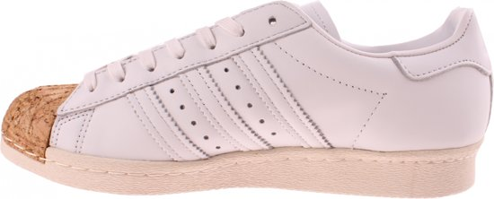 2ef73c975ce Dames Superstar Maat Sneakers Adidas 80's Cork 42 Wit IxwCqP7qH