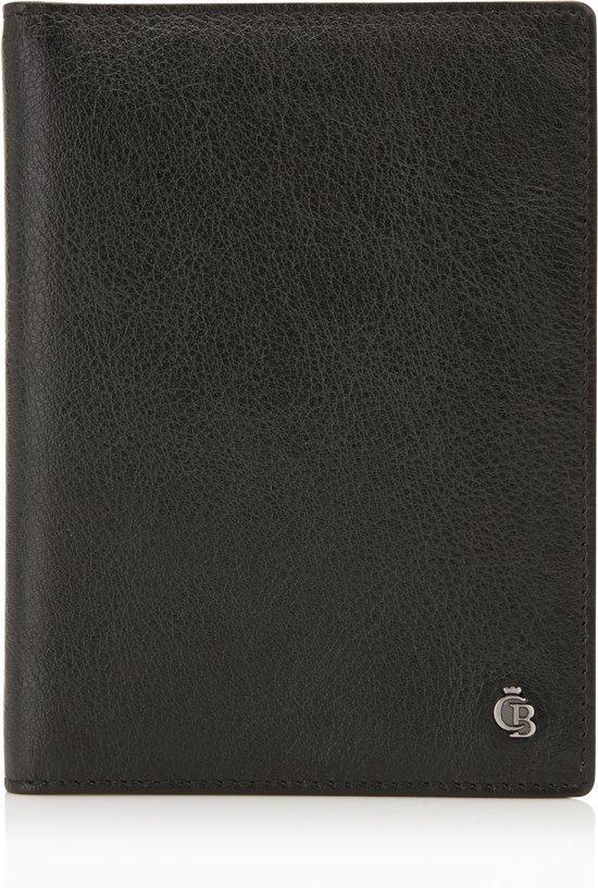 Castelijn & Beerens Nova paspoort etui zwart   64 6910 ZW