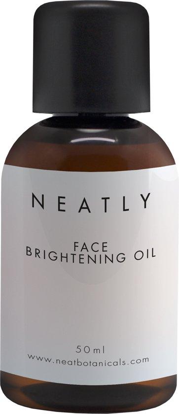 Gezichtsverzorging Olie I 50 ml I Natuurlijke Hydraterende Olie en Anti-oxidant I Anti ouderdoms Olie voor verlichting van de huid I  op Veganistisch basis I Gezichtsreiniging