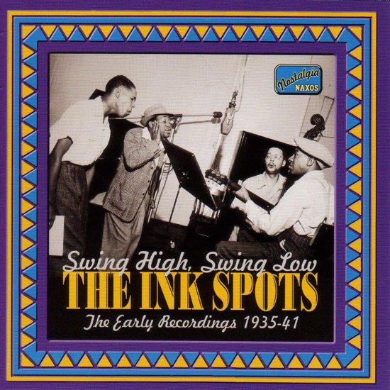 The Ink Spots:Swing High,Swing
