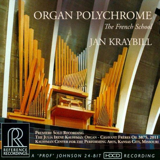 Organ Polychrome. The French School
