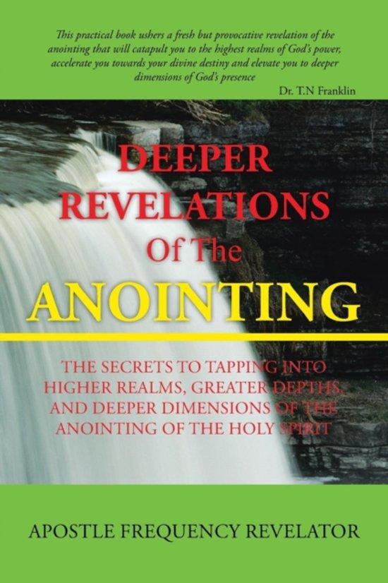 bol com | Deeper Revelations of the Anointing, Frequency Revelator