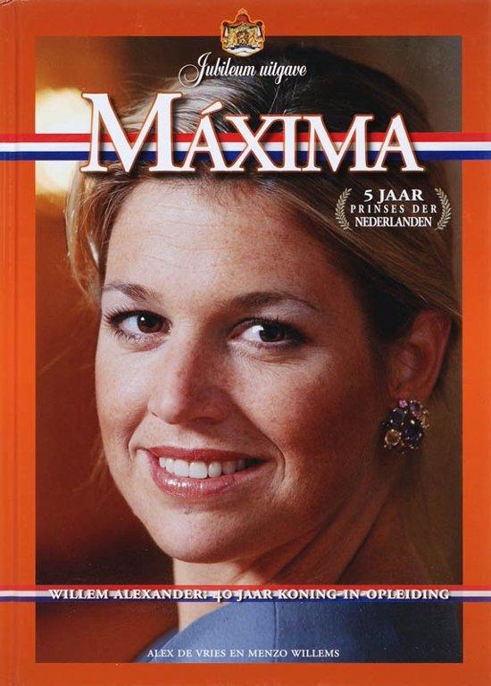 foto\\'s maxima 40 jaar bol.| Maxima, Menzo Willems | 9789085103523 | Boeken foto\\'s maxima 40 jaar