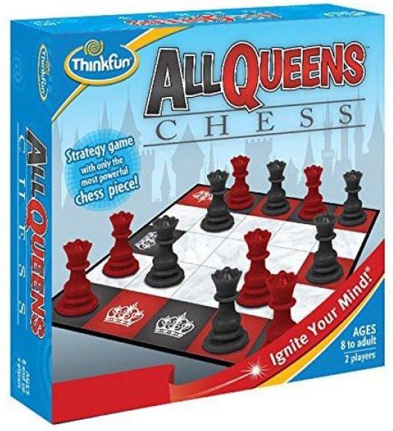 ThinkFun All Queen Chess