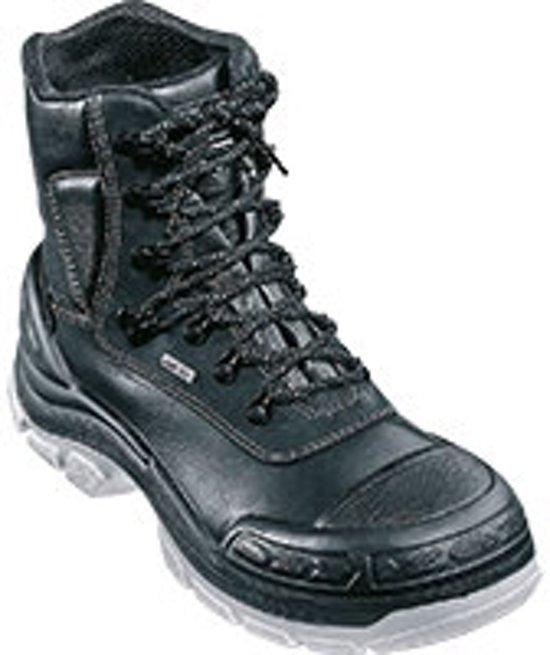 Uvex Werkschoenen.Bol Com Uvex Veiligheidslaars Quatro 8415 2 S3 Zwart Leer